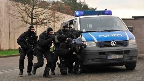 Bundespolizei BFE+